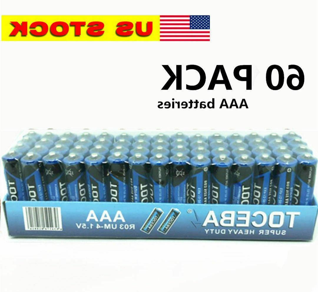 60 pack aaa batteries extra heavy duty