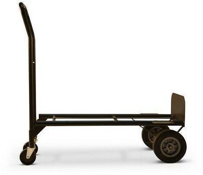 600 Capacity Moving Push Trolley