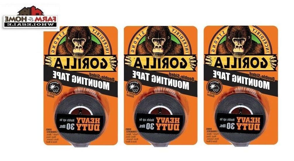 6055001 heavy duty mounting tape