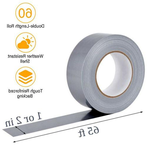 """65 FT Tape Roll Craft Heavy 1"""" or 2"""""""