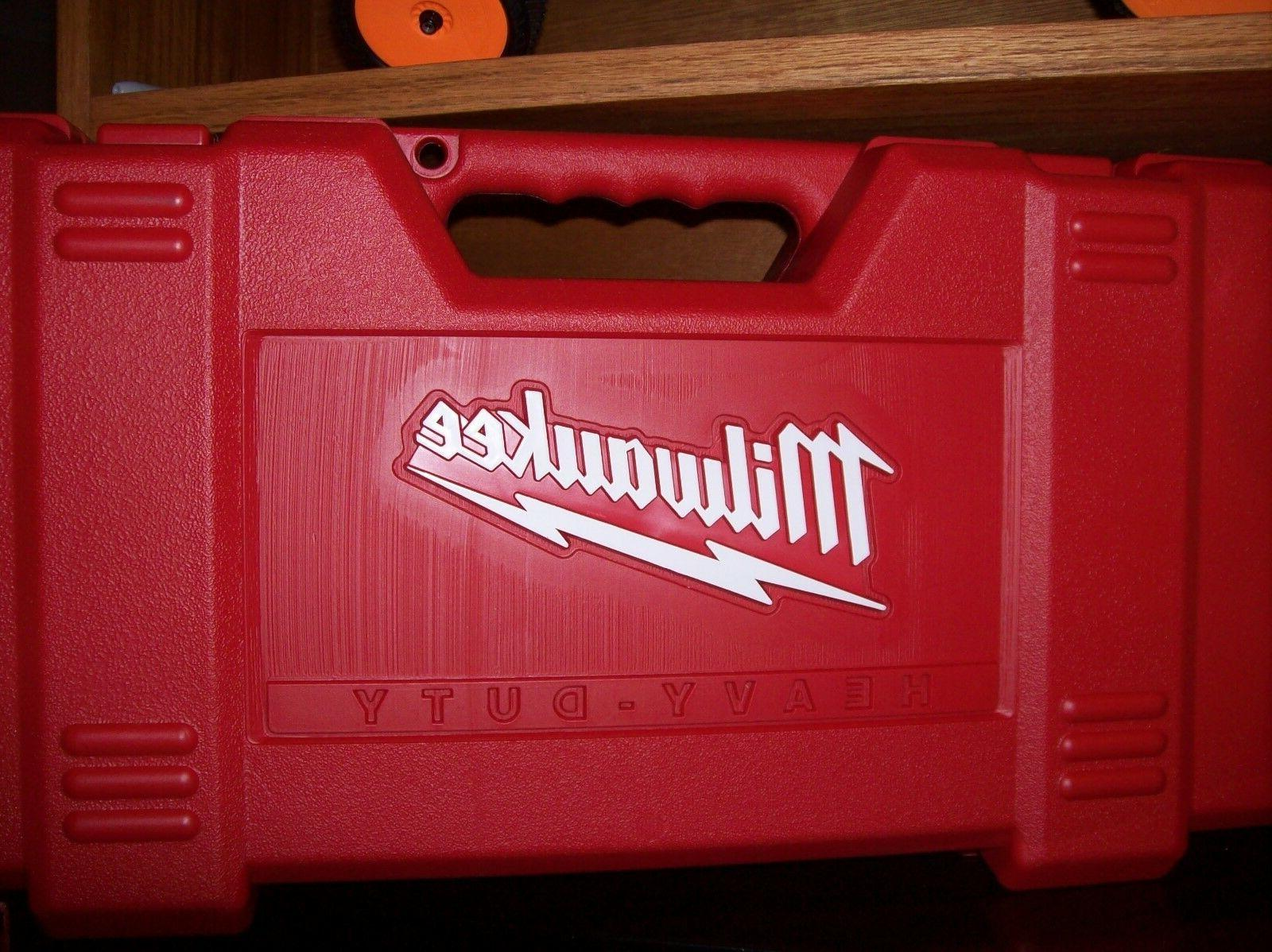 Milwaukee Sawzall DUTY fit CORDLESS!