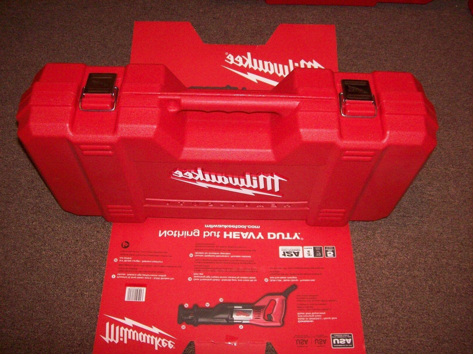6509 31 sawzall heavy duty case will