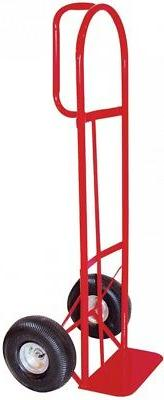 800 lb capacity red steel heavy duty