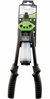 Surebonder 8650 Heavy Duty Rivet Tool, Black/Green
