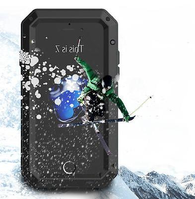 IPHONE S10 Shockproof Duty Case