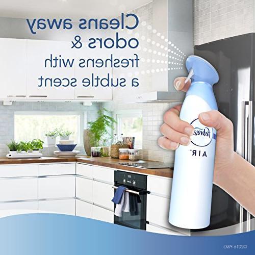 Febreze Freshener Heavy Clean, 8.8
