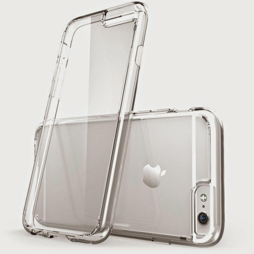For Apple / 6s Case Clear Protective TPU