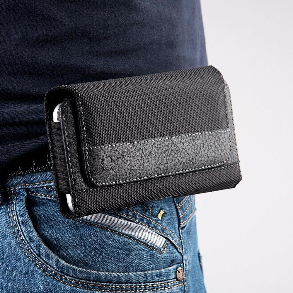 Cell Phone Pouch Clip Belt Carrying Bag Heavy Duty Holder Ho