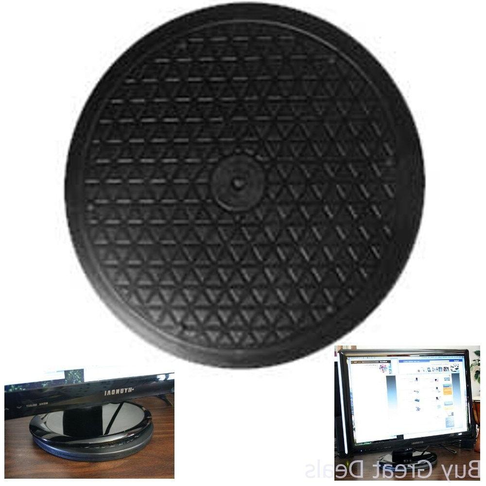 "LapWorks 12"" Heavy Duty Swivel - for Big Screen TV's & Large"