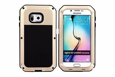 Metal Shockproof Aluminum Heavy Duty Cover For Samsung S9 S8+