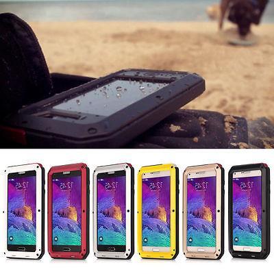 Metal Aluminum Duty Samsung Note 9 S9 S8+