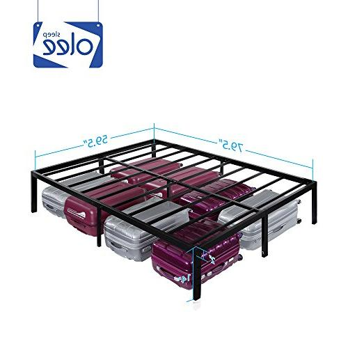 Olee Inch Heavy Duty / Bed Frame