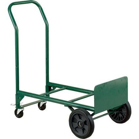 Adjustable Hand Truck with 400 LB Weight Capacity