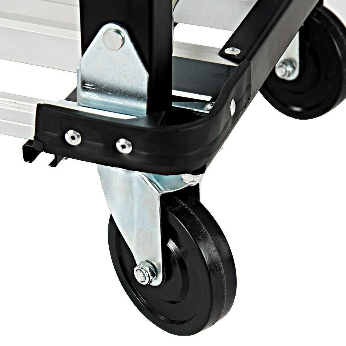 Aluminium Foldable Heavy Expandable