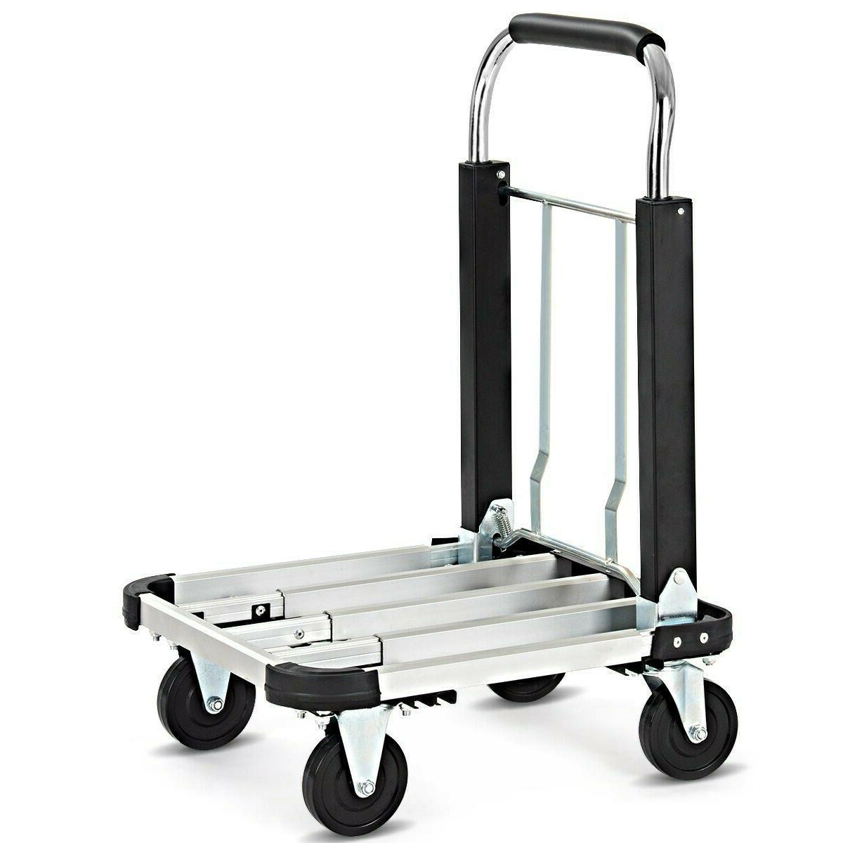 Aluminium Foldable Cart Heavy Duty Expandable