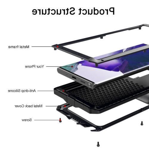 Aluminum Duty Cover Ultra S10 Note 10 Plus S20+