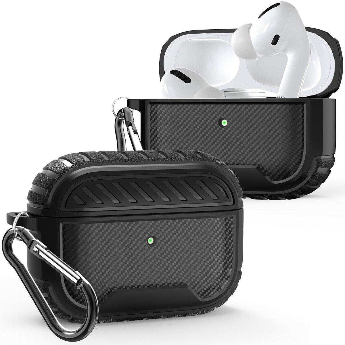 Apple AirPods Pro Case Slim  Matte Heavy Duty Shockproof Cov