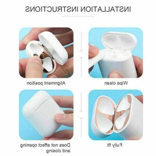 For Apple Pro Charging Case Armor TPU