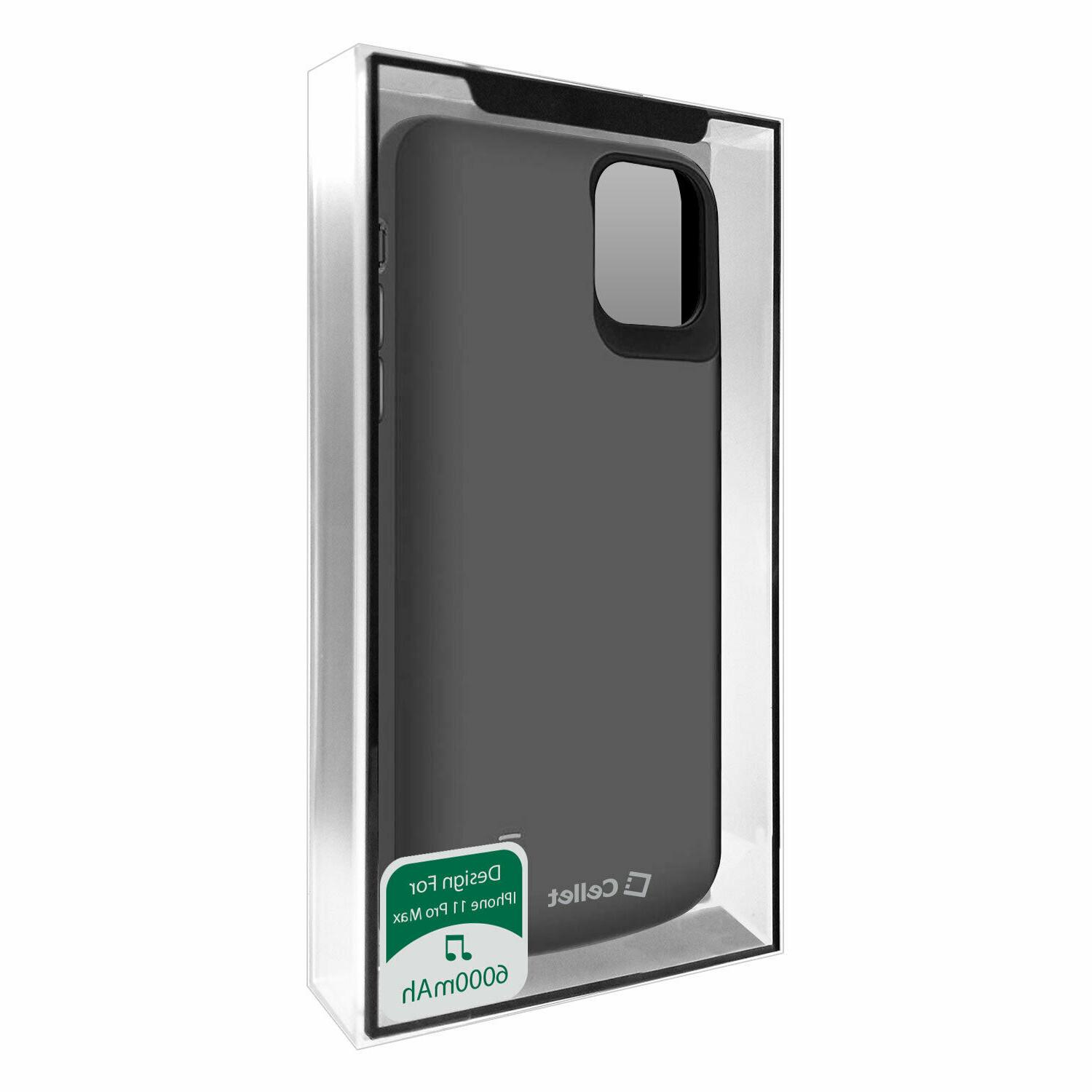 Apple iPhone Max Heavy Battery Case Cover