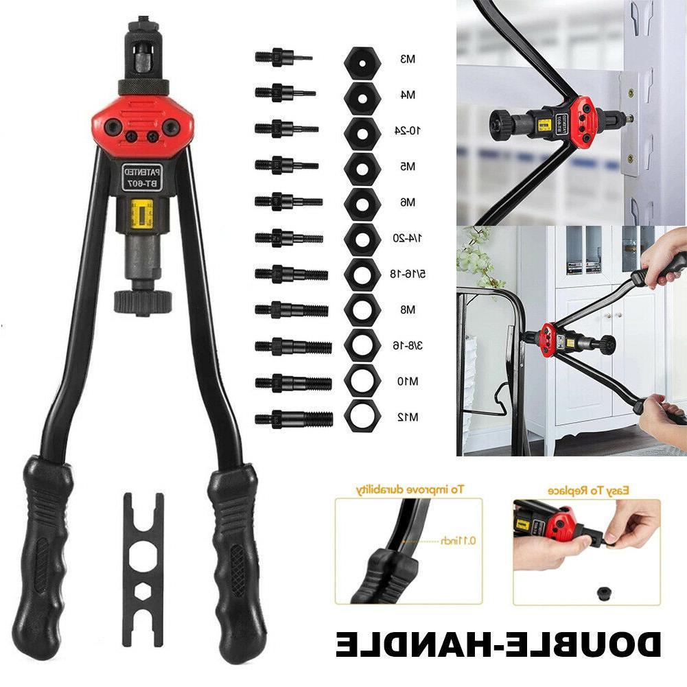 automatic rivet tool set manual riveting tool