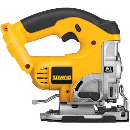 DEWALT Cordless Saw with Keyless