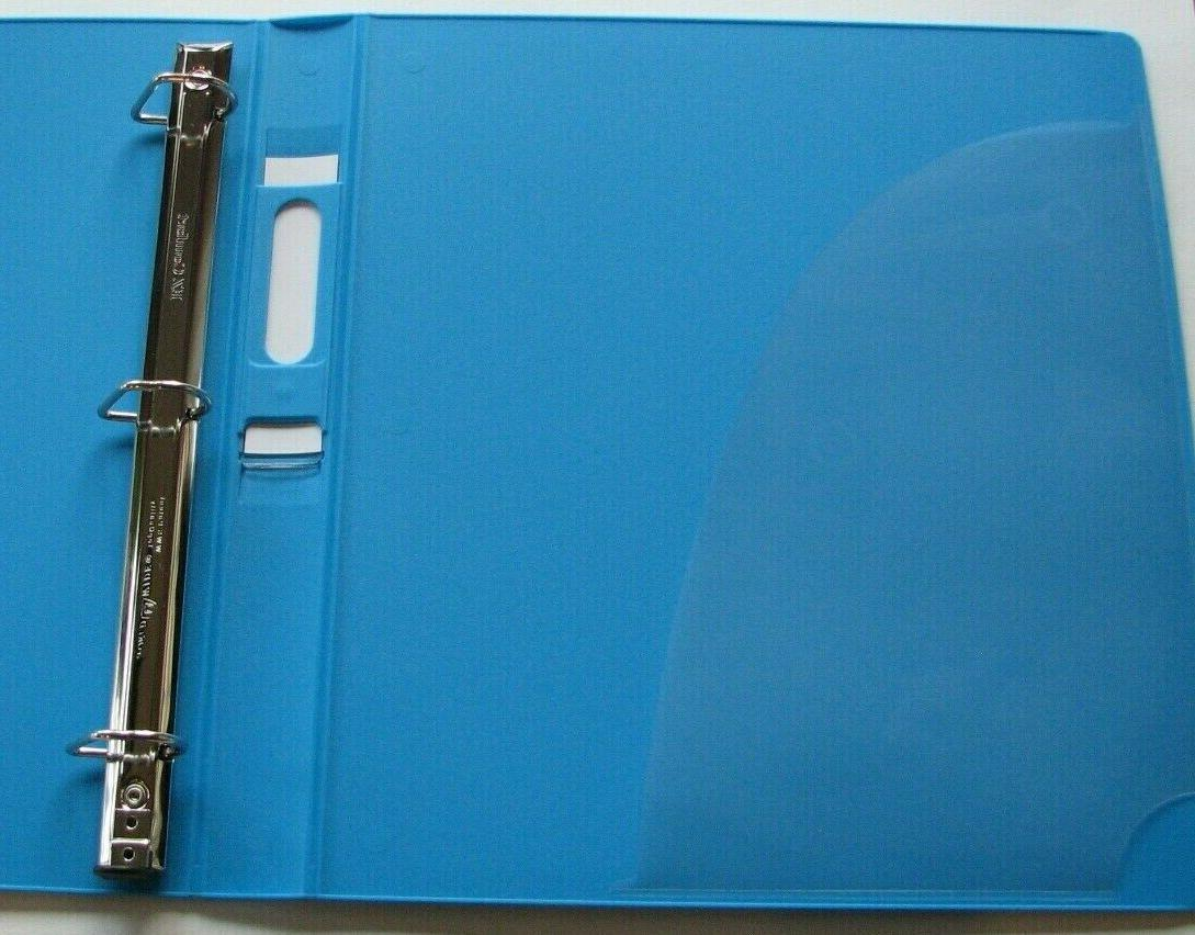 BINDERS EXCEED 1 HEAVY D 275 SHEETS *2