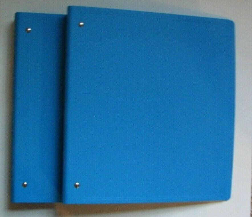 BINDERS EXCEED 1 HEAVY DUTY BINDER D RING HOLDS SHEETS
