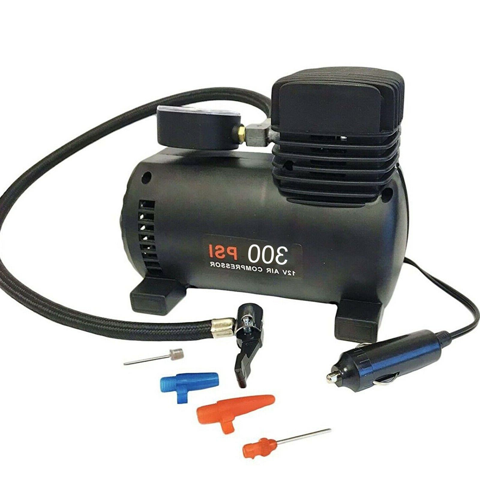 car air compressor heavy duty portable tire