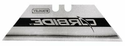carbide utility blade