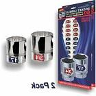 2 pack Chrome Socket Labels Tourque Wrench Socket Sets Impac