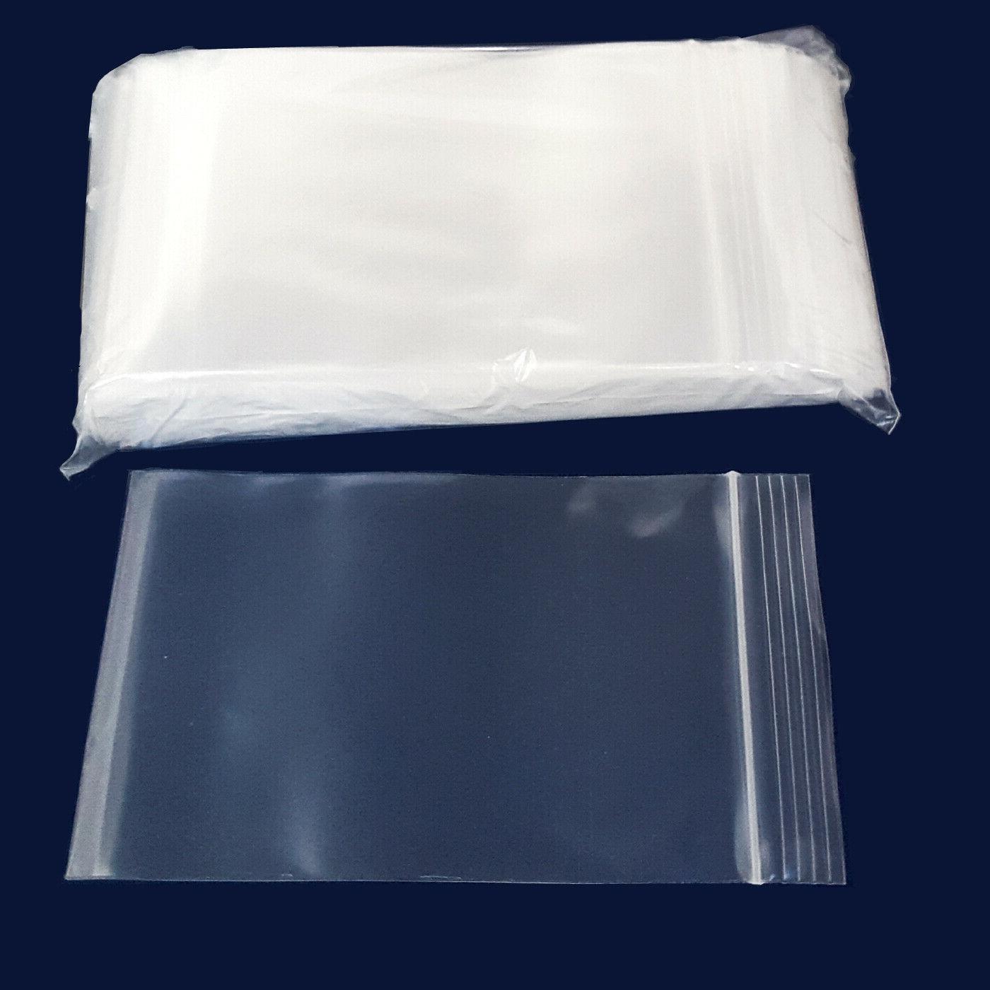 Laddawn 4-Mil Ziplock Bags Reclosable Zip Lock