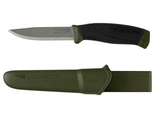 companion fixed blade knife