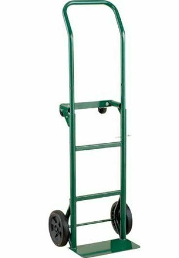 Harper Convertible Truck Dolly Heavy Duty 400 lb. Green