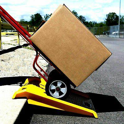 Curb Ramp Duty Trucks Dolly Movers Help - Rsenio