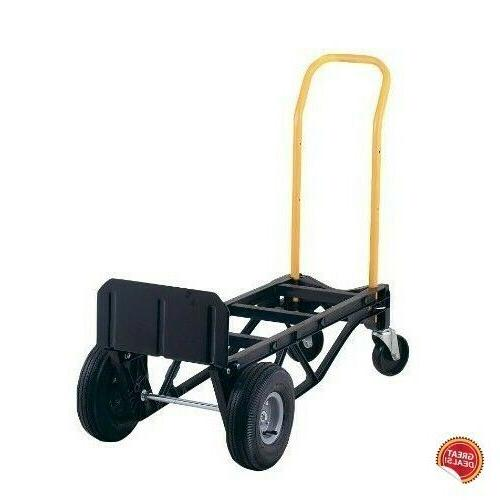 Dolly Wheel Push Cart Hand Truck Convertible 10