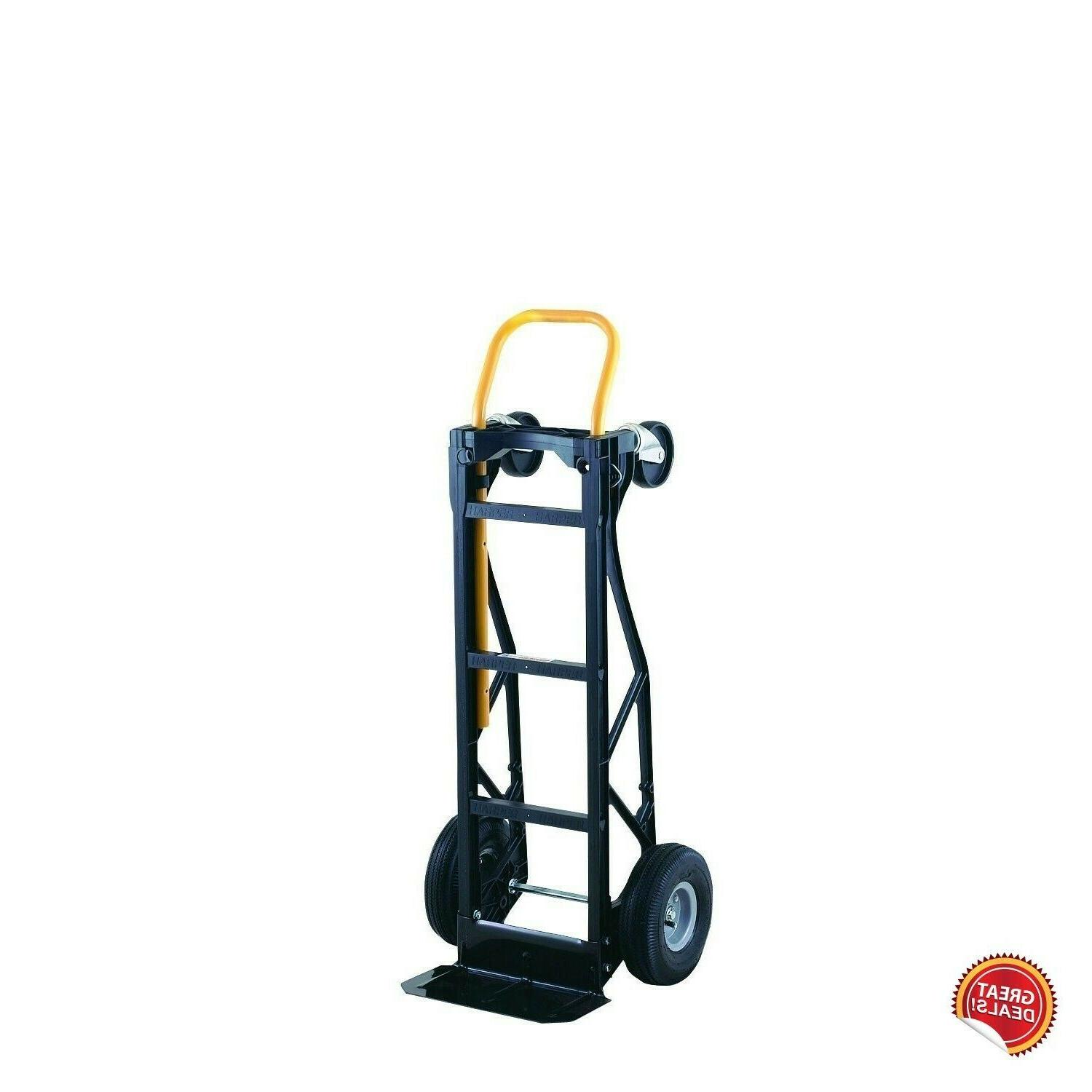 Dolly Duty Wheel Hand Truck Convertible