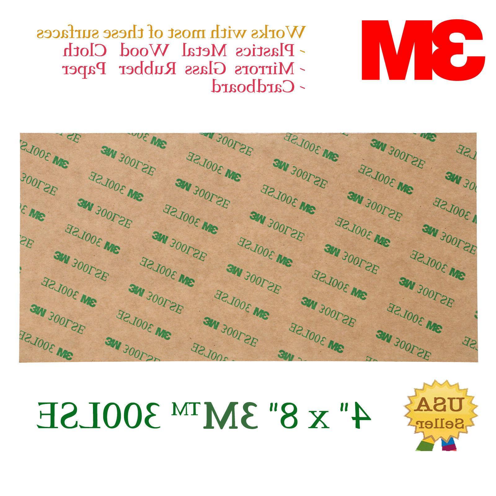 double sided super sticky heavy duty sheet
