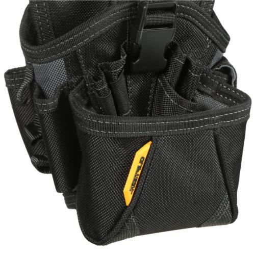 TOUGHBUILT Holster W Belt Clip Storage Heavy Tool Pocket