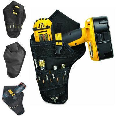 Drill Holster Belt Pouch Pocket