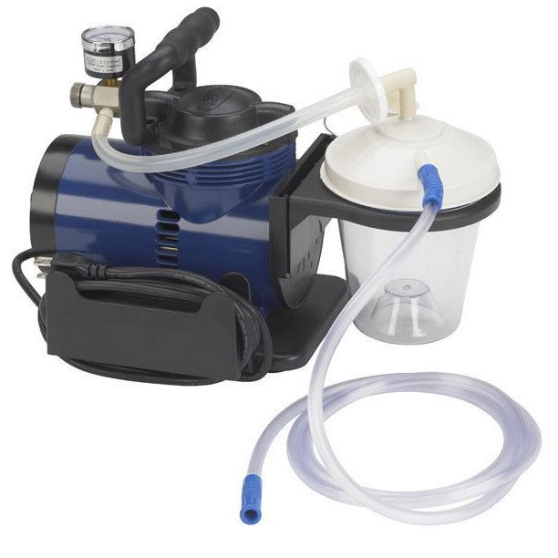 Drive Medical PORTABLE Heavy Duty SUCTION / VACUUM Machine #