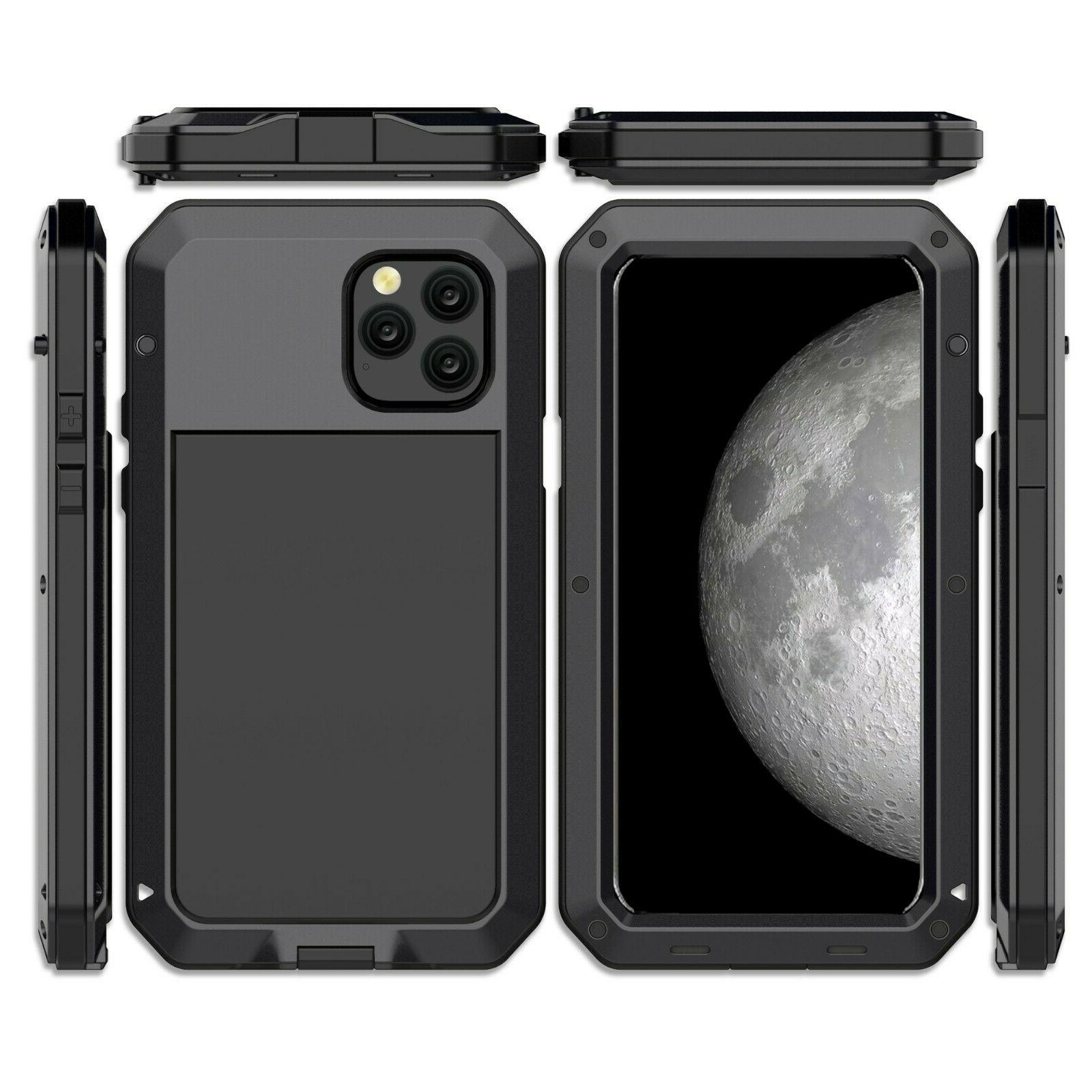 F iPhone Max 8 Plus XR Shockproof HEAVY DUTY Case