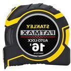 Stanley FATMAX Heavy-Duty 16-ft Auto-Lock Tape Measure w/ De