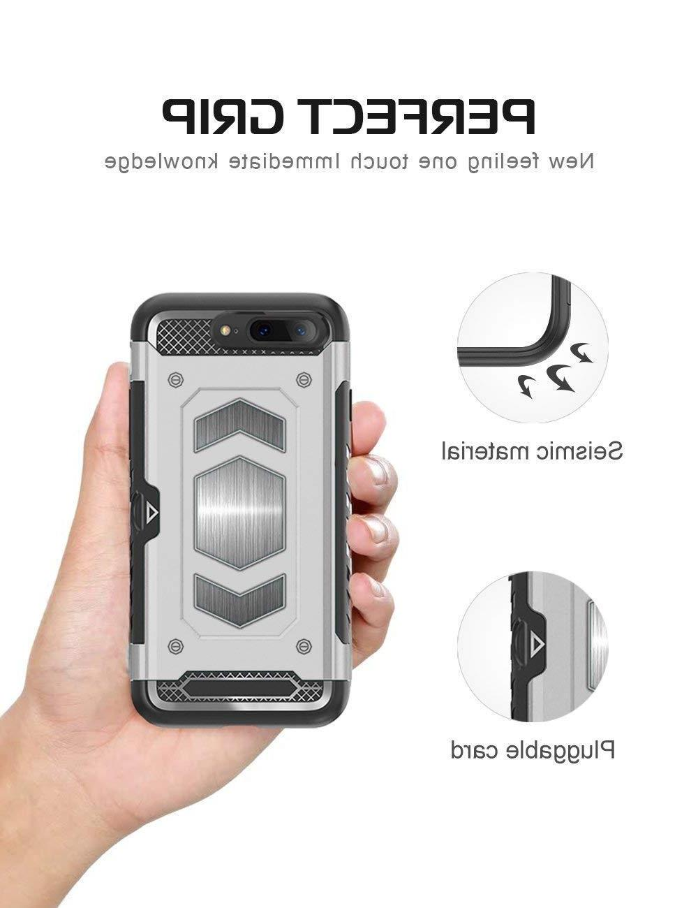 Fits Body Armor Card Holder Magnetic Cover