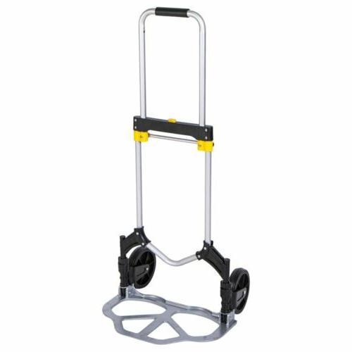 Folding Hand Truck Dolly Capacity Luggage Cart