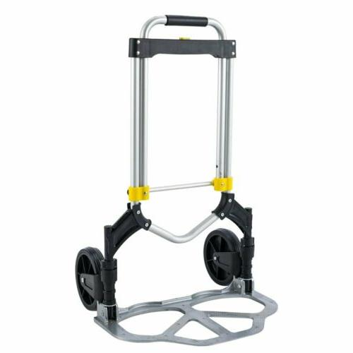 Folding and Dolly Luggage Trolley Cart US