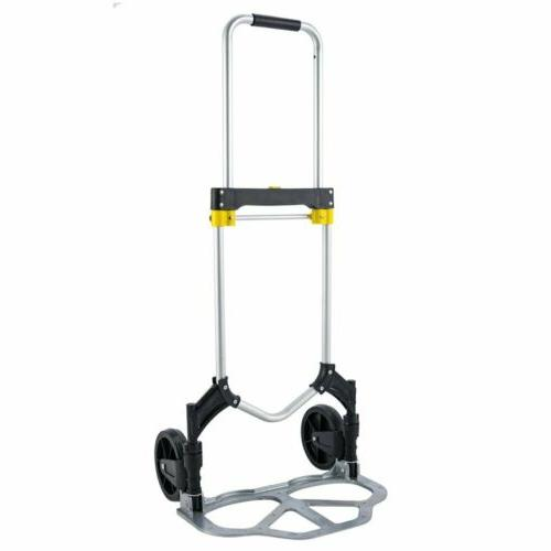 folding hand truck and dolly 330lbs capacity