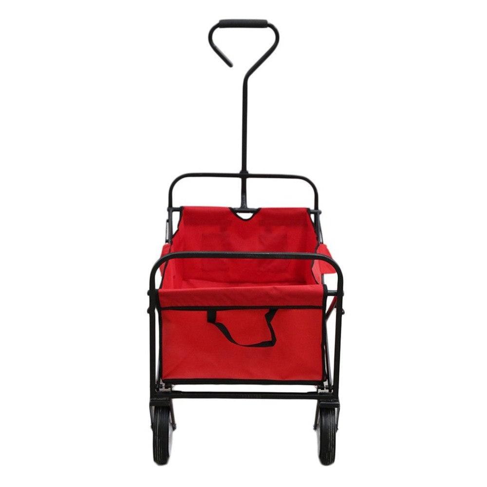 <font><b>Heavy</b></font> <font><b>Truck</b></font> Sturdy Cart Garden Home Garden Trolleys