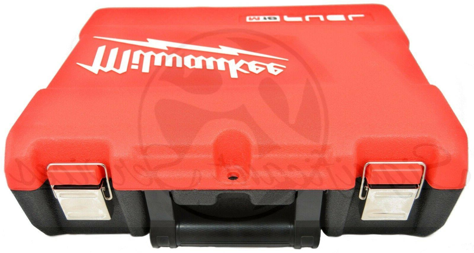 Milwaukee 18V Fuel M18 Impact Driver Wrench Case 2753-20