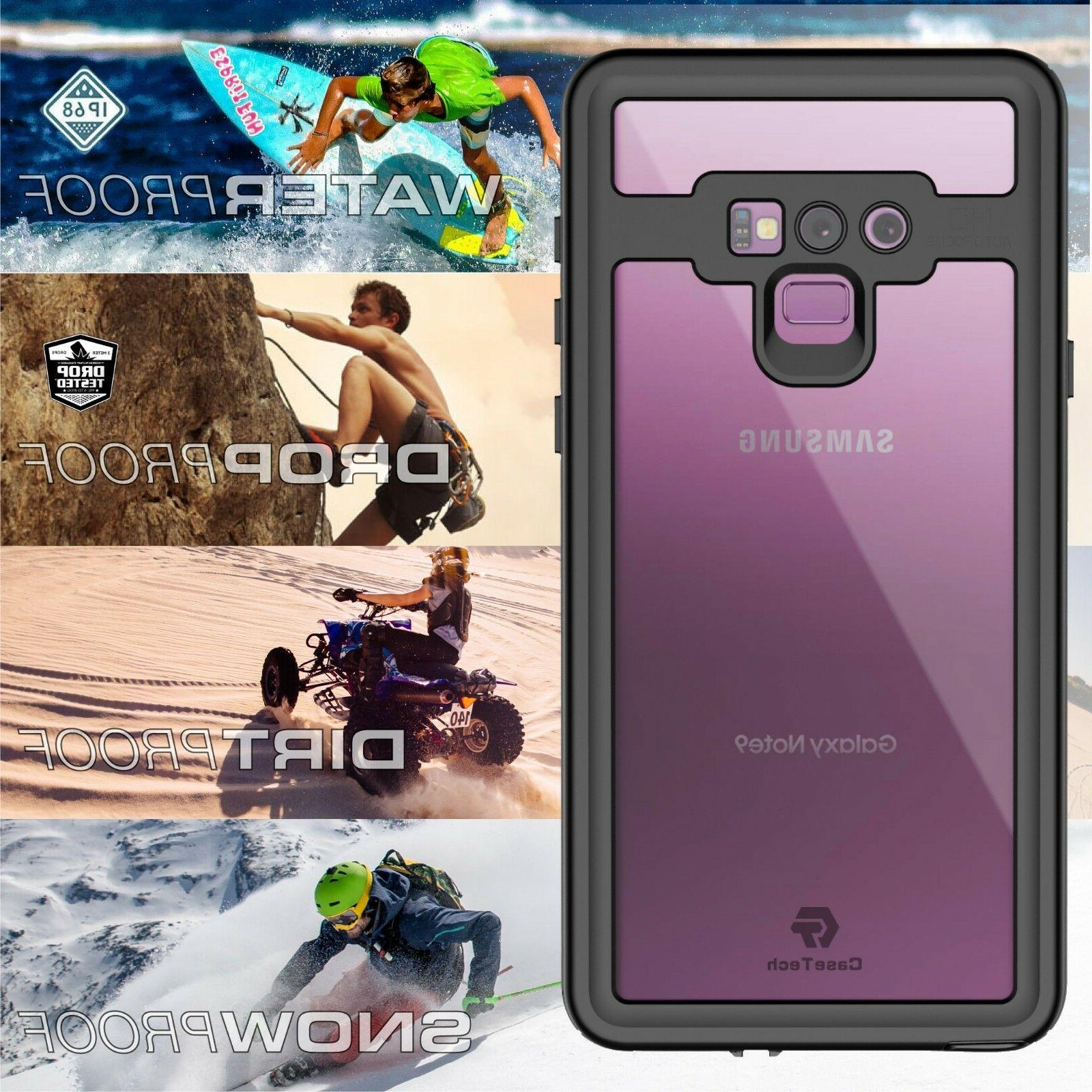 Galaxy Waterproof Heavy Duty Rugged
