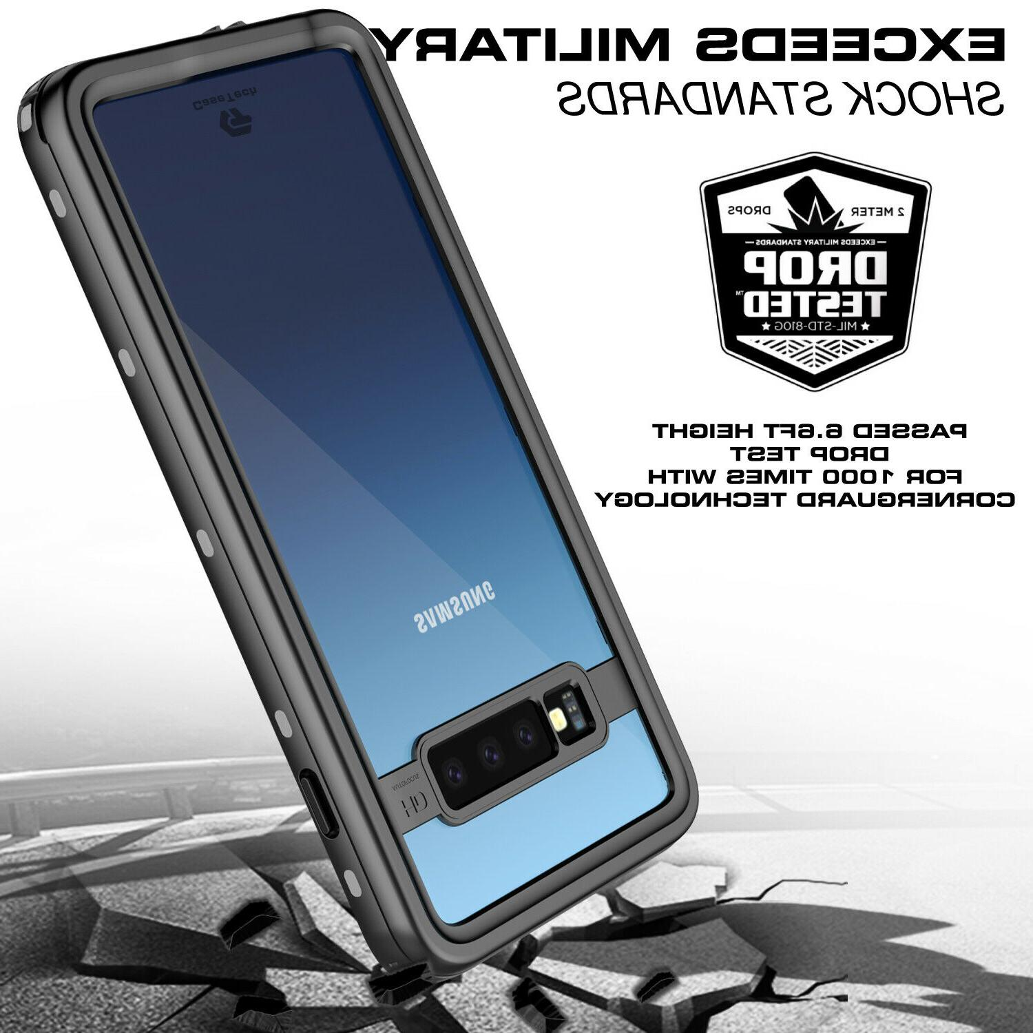 Galaxy Plus Case Waterproof Dirtproof Heavy Duty
